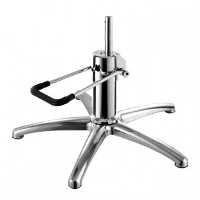 Salon Chair Base, Salon Chair Pump, Hydraulic 5-Star Base, No. 1 Styling Chair Base
