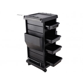"""OPTIMUS"" Multi-Purpose Salon Trolley Cart"