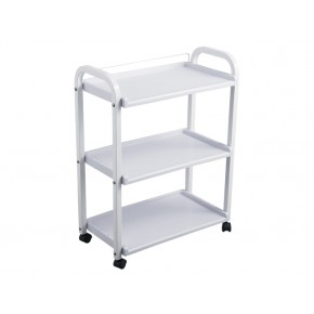 """STELLA"" Multi-function Rollabout Storage Cart"