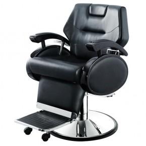 """""""TRAJAN"""" Salon Barber Chair with Heavy Duty Hydraulic Pump"""